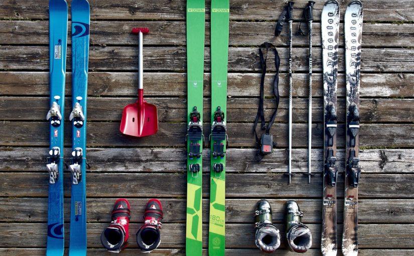 Odszkodowanie za zniszczone narty