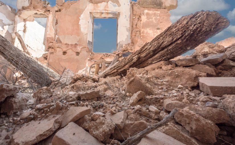 Za całkowicie zniszczony dom, ubezpieczyciel wypłacił 32 tys. złotych