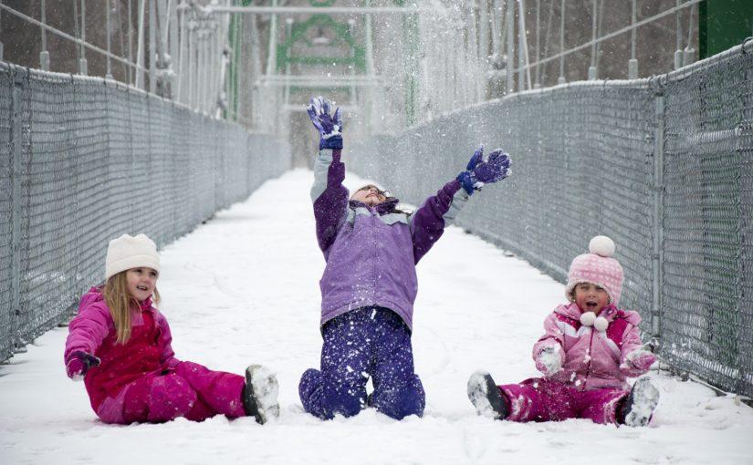 Zimowy wypoczynek dzieci. Pamiętaj o ubezpieczeniu!